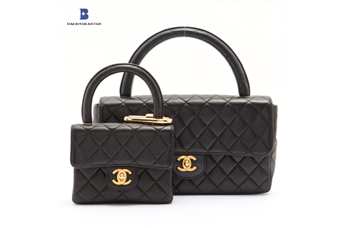 Chanel bags popular at auction: why and how to buy them? Image of